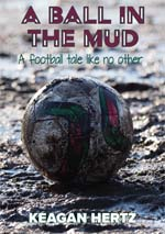 A ball in the mud cover