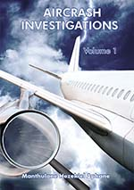 Aircrash investigations cover