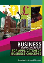 Business Dictionary and Toolkit cover