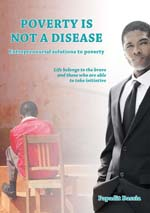 Poverty is not a Disease cover