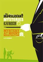 The Manservant Mysteries cover